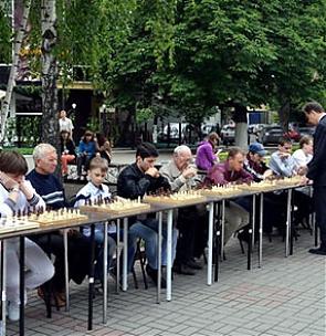 Шахматный фестиваль в Сестрорецке
